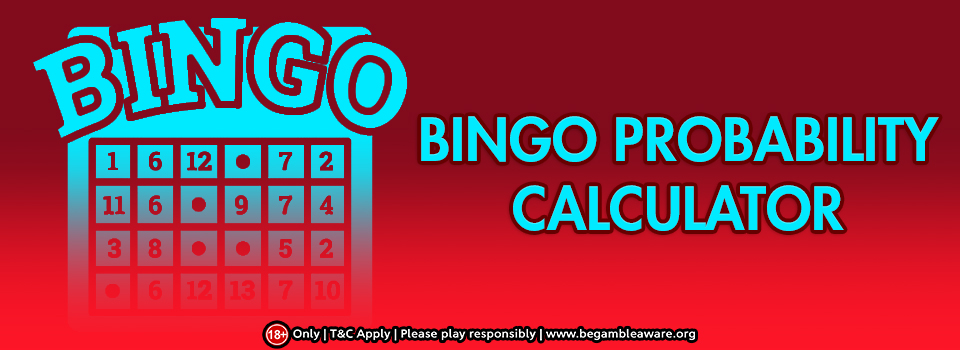 Bingo Probability Calculator