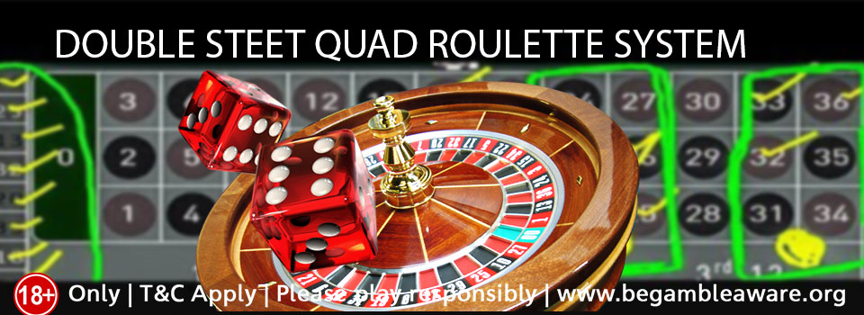 A Guide to Double Street Quad Roulette System