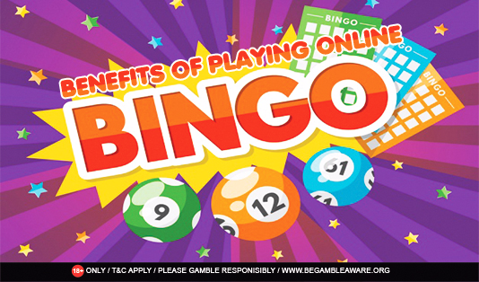 The Benefits of Playing Online Bingo