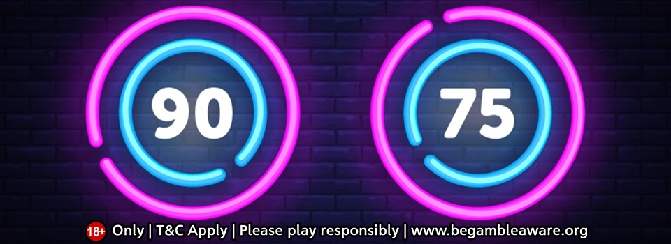 What makes 90 ball Bingo and 75 ball Bingo popular among the UK and US players?