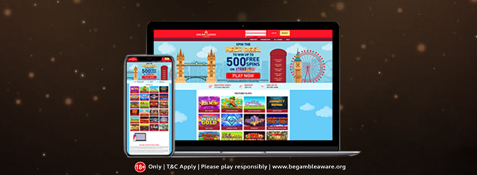 Online Casino London App Is Now Available on The Google Play Store.