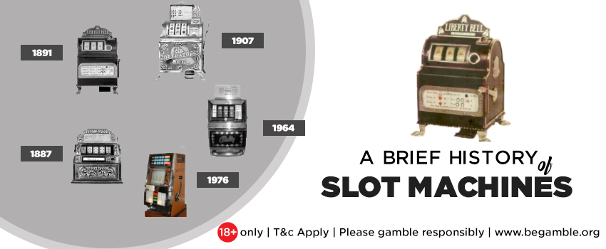A brief history of slot machines