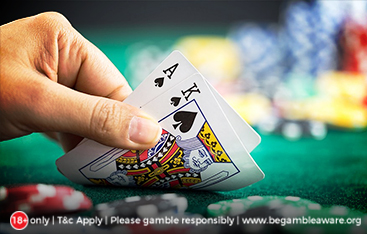 A GOOD BLACKJACK STRATEGY CAN HELP TURN THE ODDS IN YOUR FAVOUR!