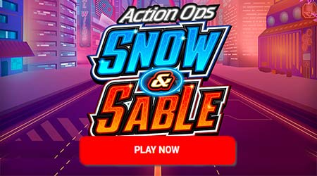 Action Ops:Snow and Sable