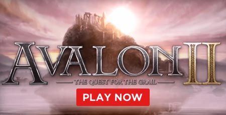 Avalon II- Quest for The Grail Slot