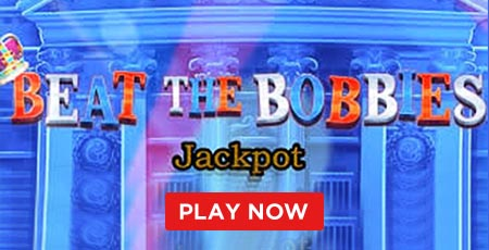 Beat the Bobbies Jackpot