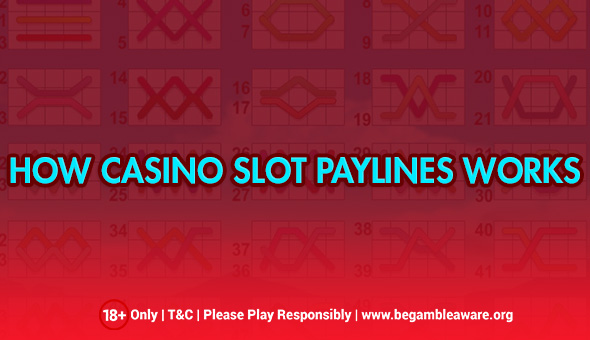 All About Casino Slot Paylines And How They Work