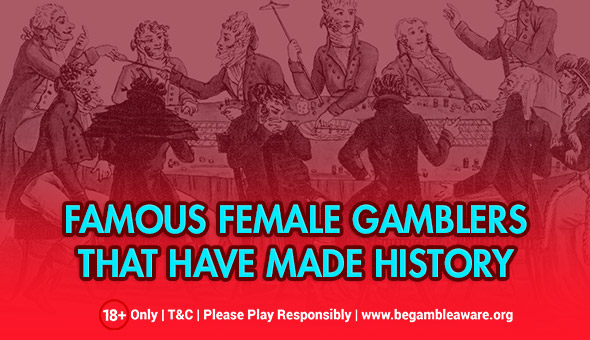 The Best Female Gamblers Of All Time