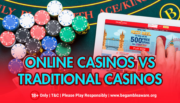 What Makes Online Casinos Better Than Land-Based Casinos?
