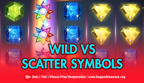 What Makes Wild And Scatter Symbols Different?