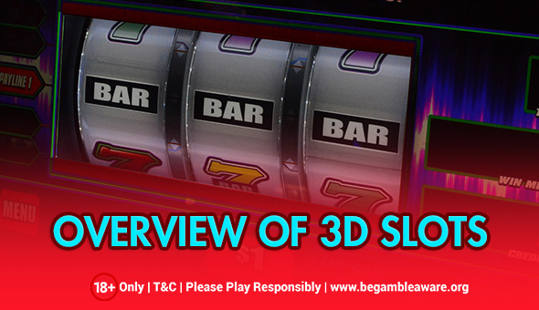Overview of 3D slots