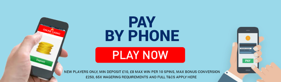 Online Casino Mobile Payment
